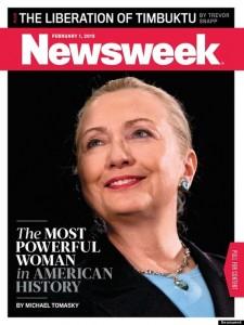 Hillary Clinton Newsweek