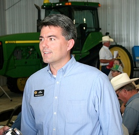 Rep. Cory Gardner (R).