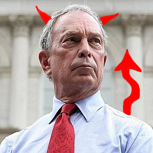 NYC Mayor Michael Bloomberg.