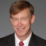 Gov. John Hickenlooper.