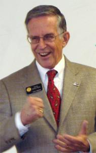 Ex-Sen. Dave Schultheis (R).