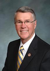 Former GOP Rep. Glenn Vaad.
