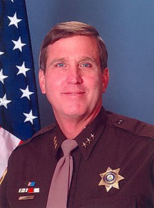 Weld County Sheriff John Cooke.