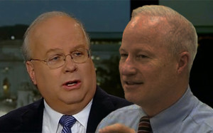 Republican uber-strategist Karl Rove, Rep. Mike Coffman.