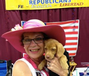 HD-35 GOP candidate Maria Weese.
