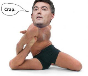 Cory Gardner does the Personhood twist.