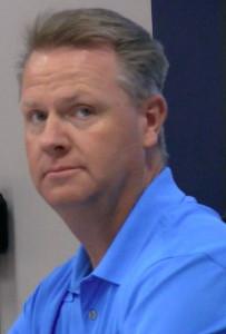 Jeffco Schools Superintendent Dan McMinimee.