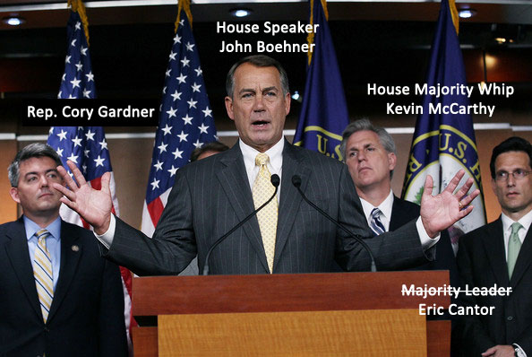 Cory Gardner and Friends