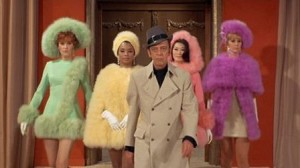 Don Knotts as The Love God.