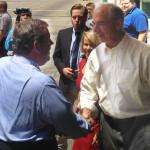 Chris Christie and Bob Beauprez.