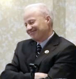 Exasperated Mike Coffman