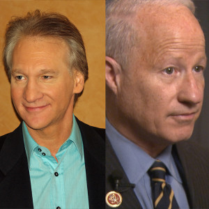 Bill Maher, Mike Coffman.