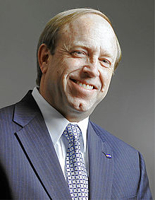 Mayor John Suthers of Colorado Springs.