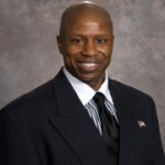 Republican Senate nominee Darryl Glenn.