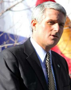 Michael Carrigan, candidate for Denver District Attorney