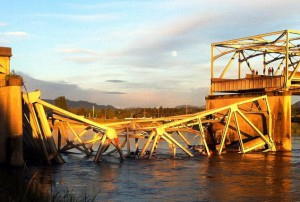 Bridge repair is important.
