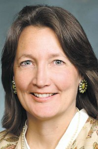 Sen. Ellen Roberts (R-Durango).