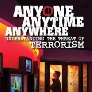 Anyone. Anytime. Anywhere. Be afraid.