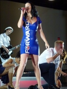 Gratuitous Katy Perry photo.