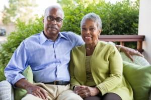 The late Rep. John Buckner and Janet Buckner.