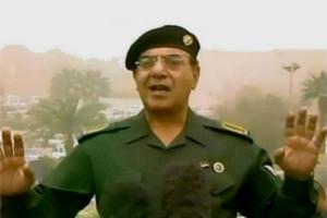 Baghdad Bob.