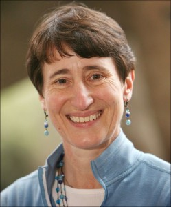 Secretary of the Interior Sally Jewell.
