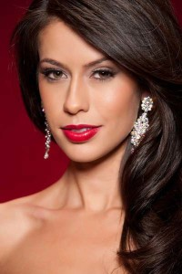 2012 Miss Colorado Marybel Gonzales.