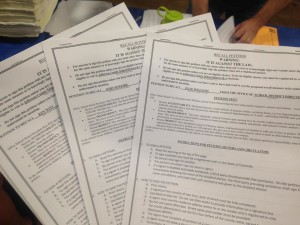 Jeffco recall petitions.
