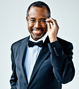 GOP presidential candidate Ben Carson.