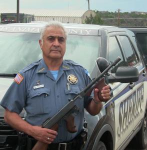 Las Animas County Sheriff Jim Casias (D).