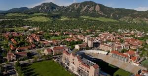 CU-Boulder.