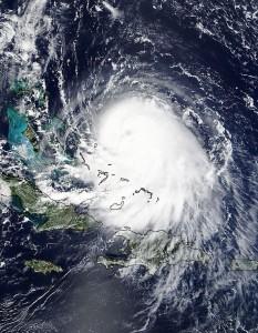 Hurricane Joaquin.