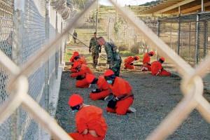 Gitmo detainees.