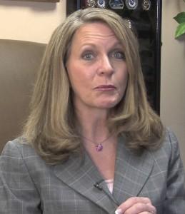 El Paso County Commissioner Peggy Littleton.