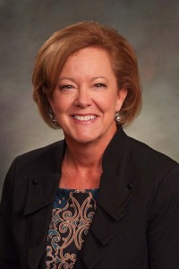 Rep. Polly Lawrence (R).