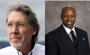 Jack Graham (L) and Darryl Glenn