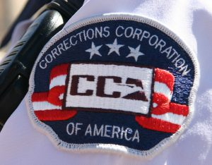 Corrections Corporation of America.