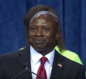 Darryl Glenn, the Republican nominee for U.S. Senate