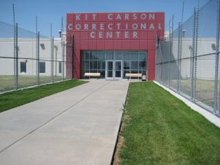 Kit Carson Correctional Center, Burlington.