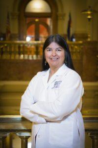 Sen. Irene Aguilar (D).