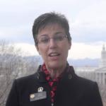 Sen. Laura Woods (R).