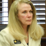 Sen. Vicki Marble (R).