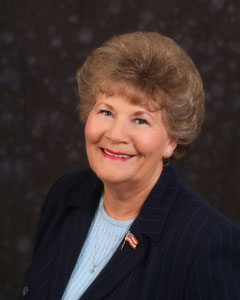 Faye Griffin, 74, County Commissioner