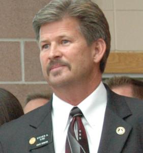 Sen. Steve King (R).