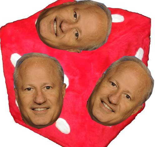 Mike Coffman takes all sides