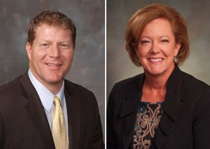 Reps. Brian DelGrosso and Polly Lawrence: Republicans in Charge by Title Only