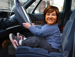 Libby Szabo Makes Jeffco Taxpayers Buy Her A New Car So