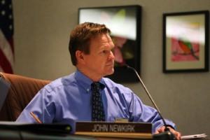 Jeffco school board member John Newkirk.