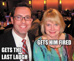 Former Colorado GOP chair Ryan Call, AG Cynthia Coffman.