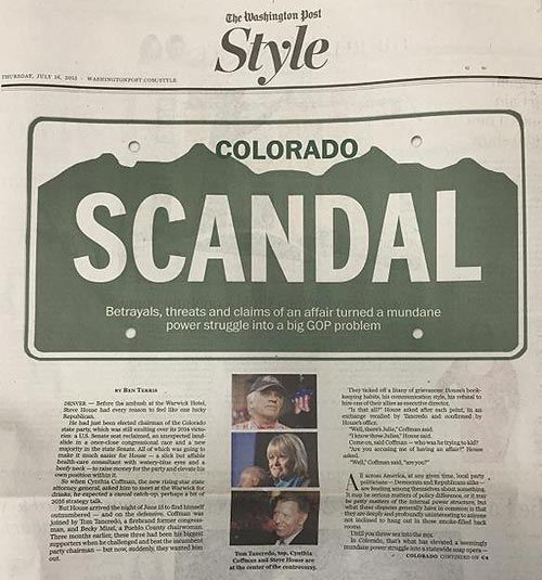 Washington Post, July 16, 2015